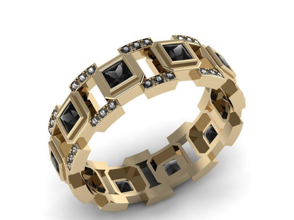 Men Jewerly Ring 0021