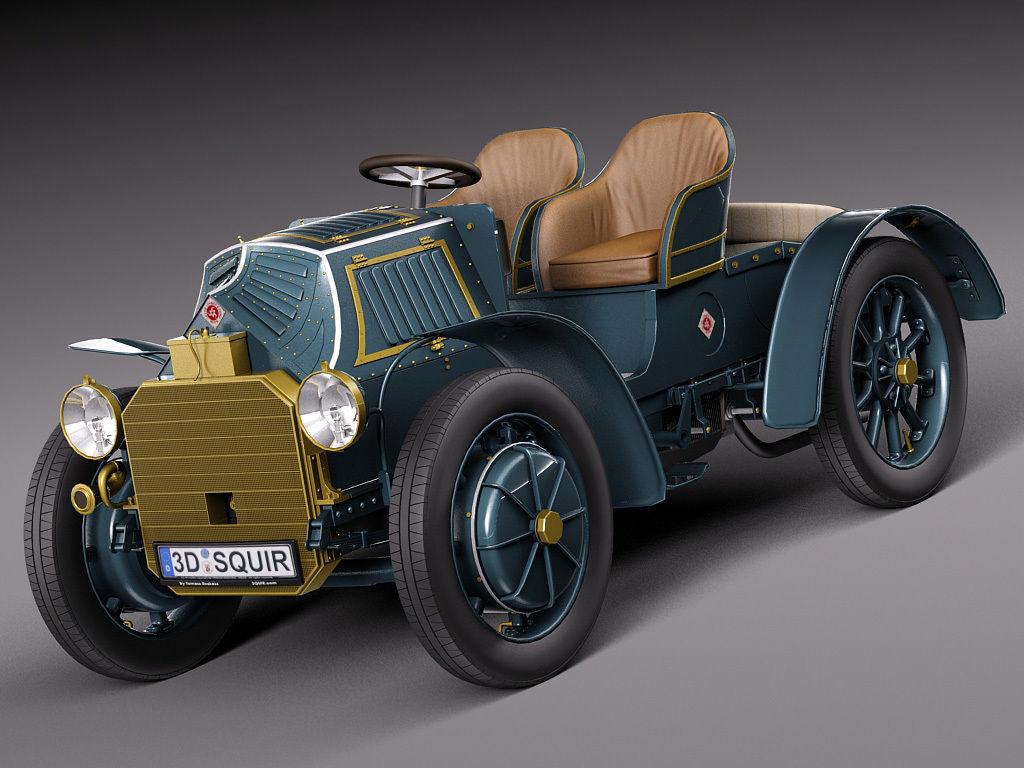 Lohner Porsche 1901