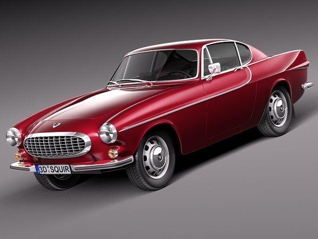 Volvo P 1800 1961 1973