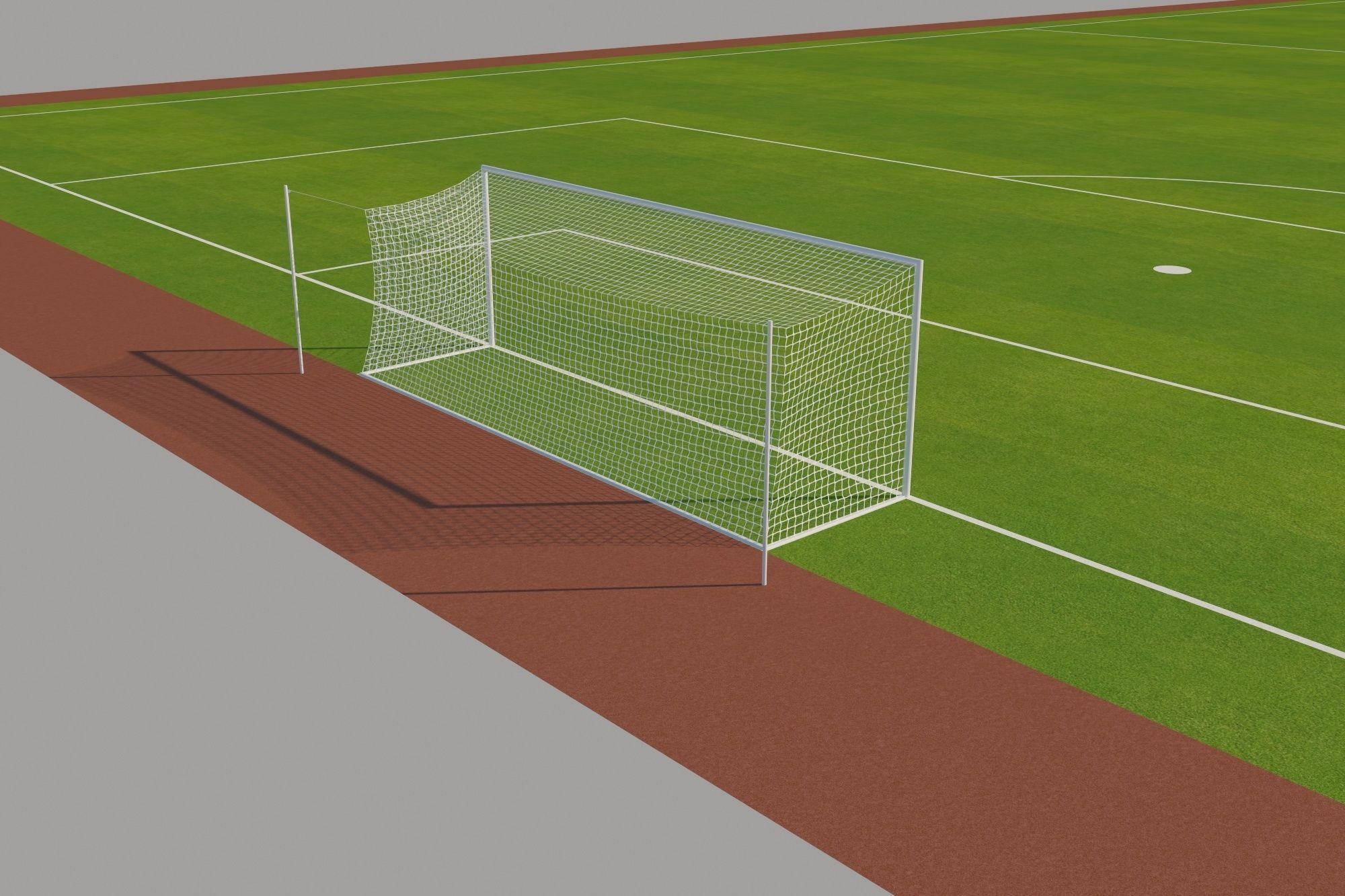 FIFA Standard Football Field
