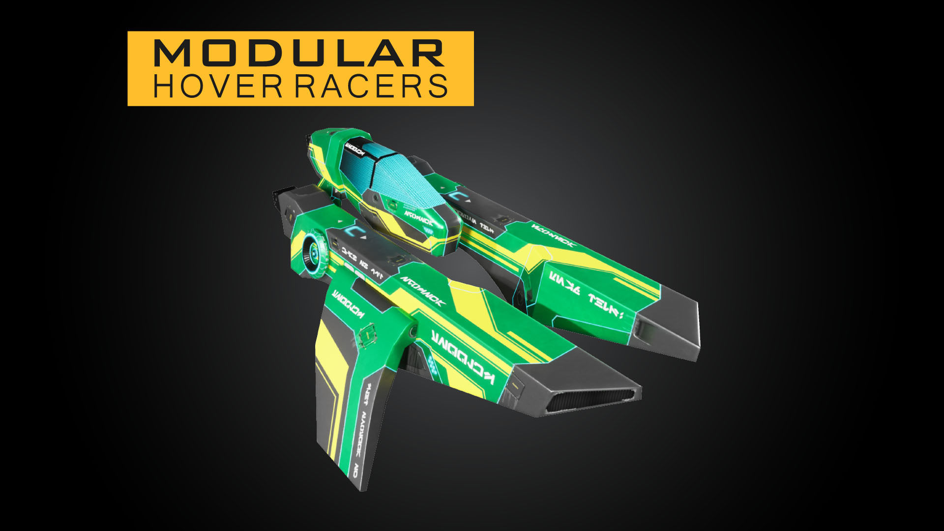 Modular Hover Racers