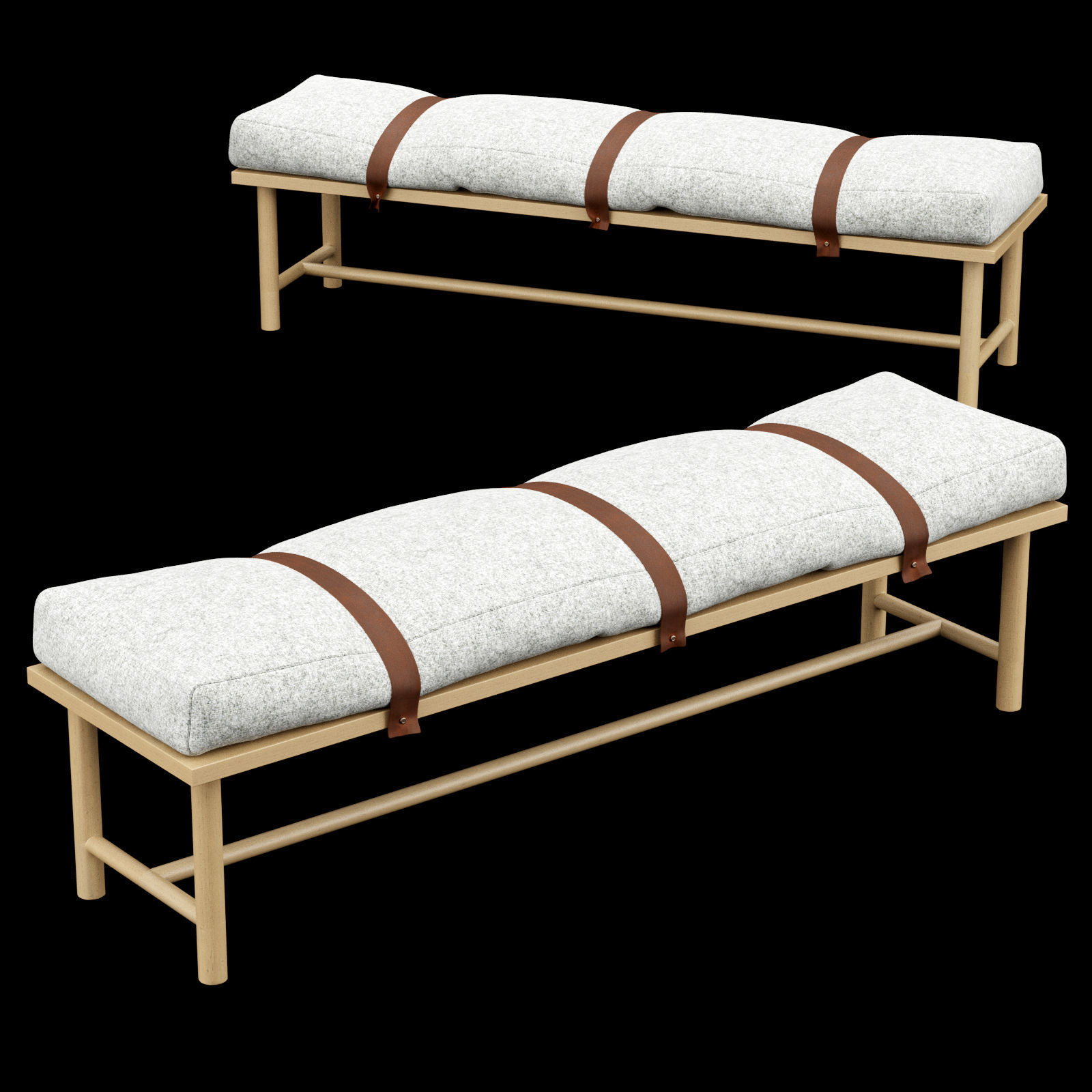bed bench 3