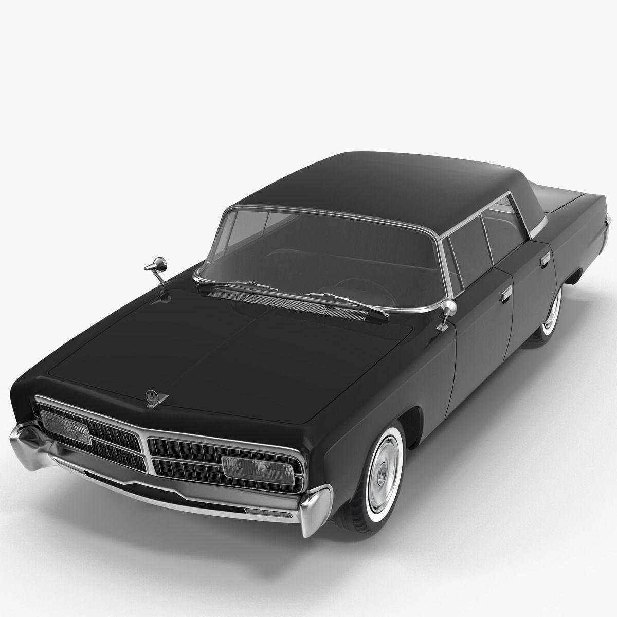 Chrysler imperial Crow