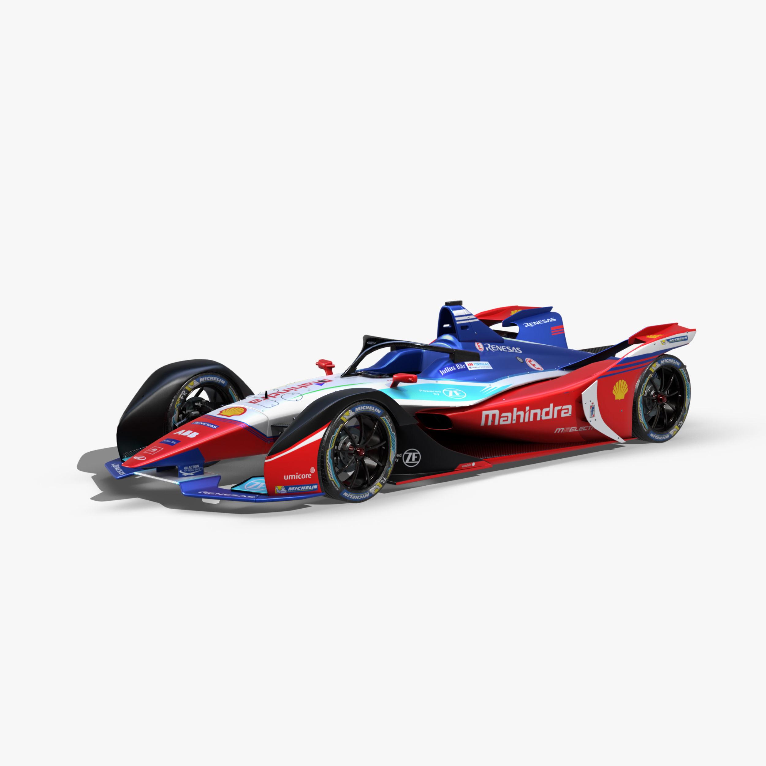 Mahindra Formula E 2020