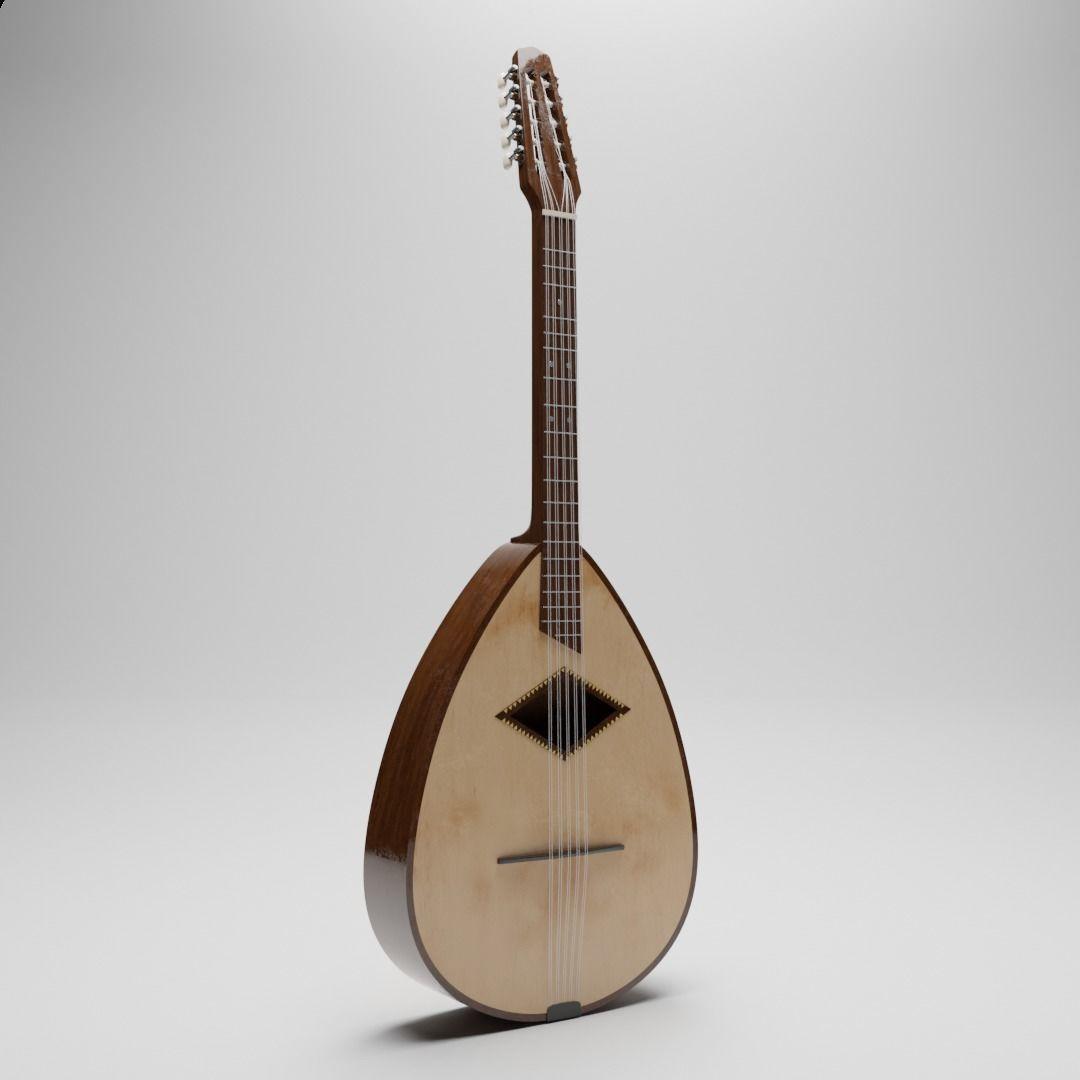 Guitar Mandola Mandoline instrument