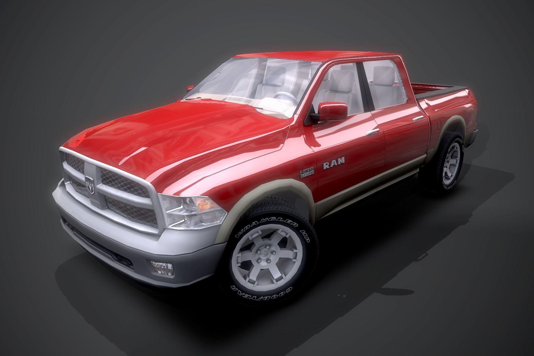 Dodge RAM 2009