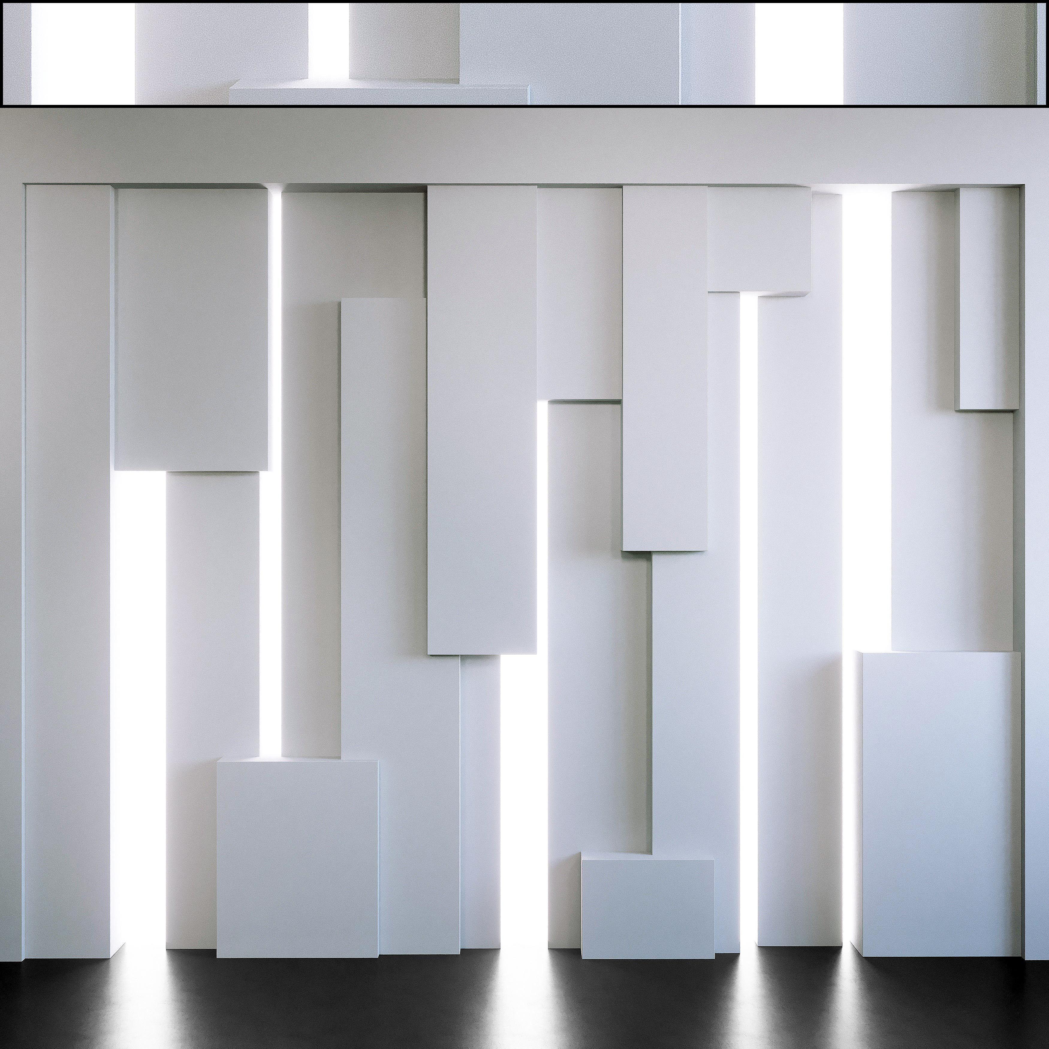 Wall Panel Set 89