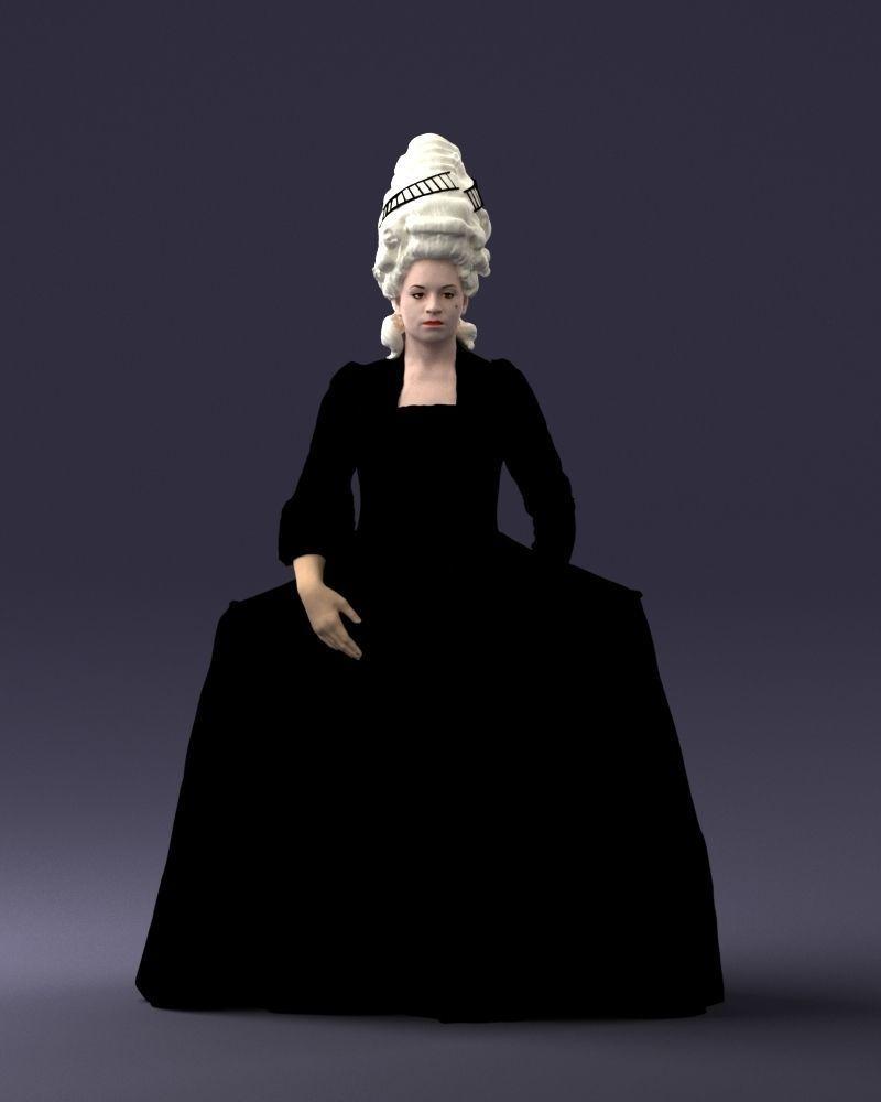 Countess 0906 3D Print Ready