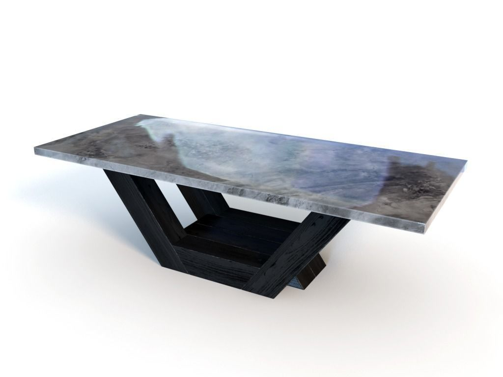 Table stone marble