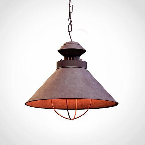 nowodvorski 5057 loft chandelier 3d model max obj fbx mtl 1