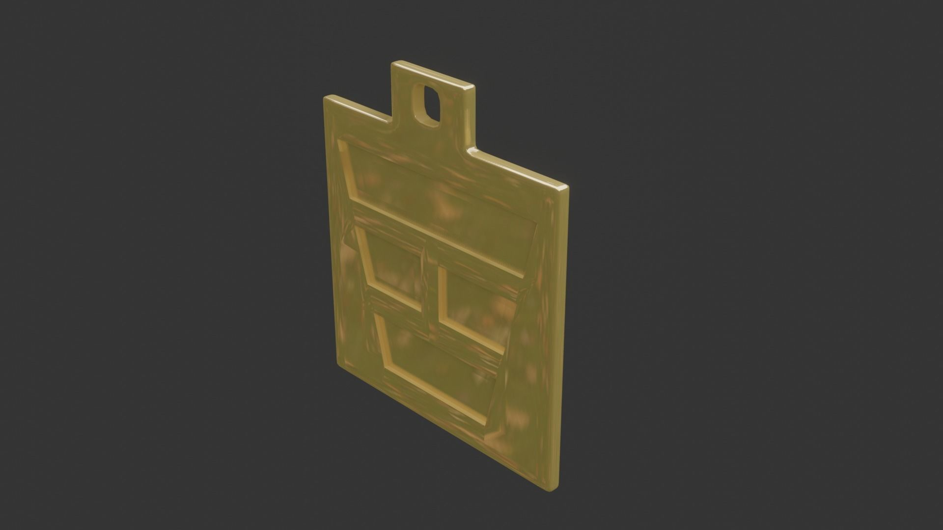 rgd li trigram pendant mk1