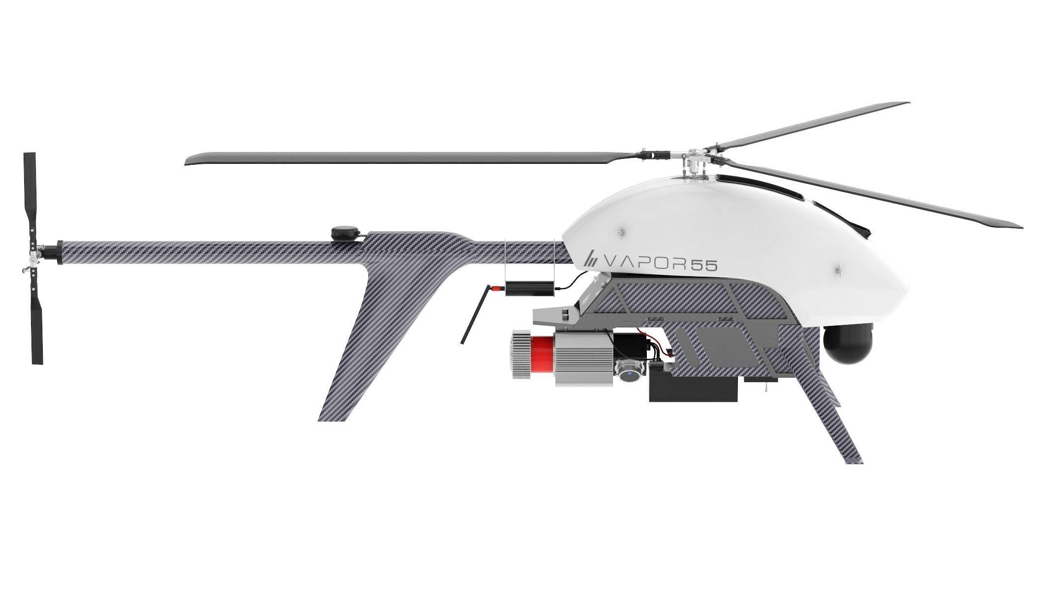 Vapor 55 Helicopter UAV Drone