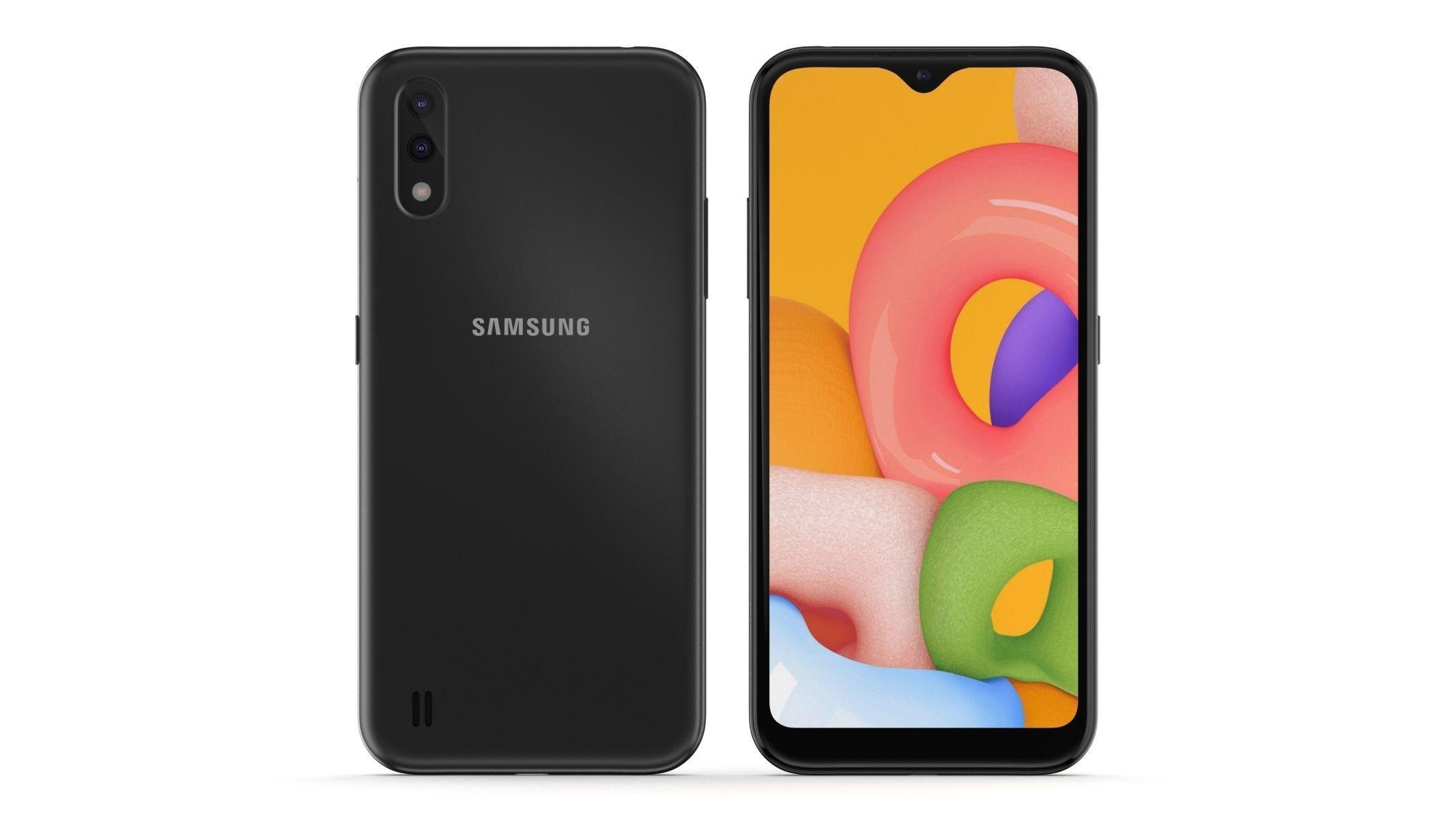 Samsung Galaxy A01   Fommy