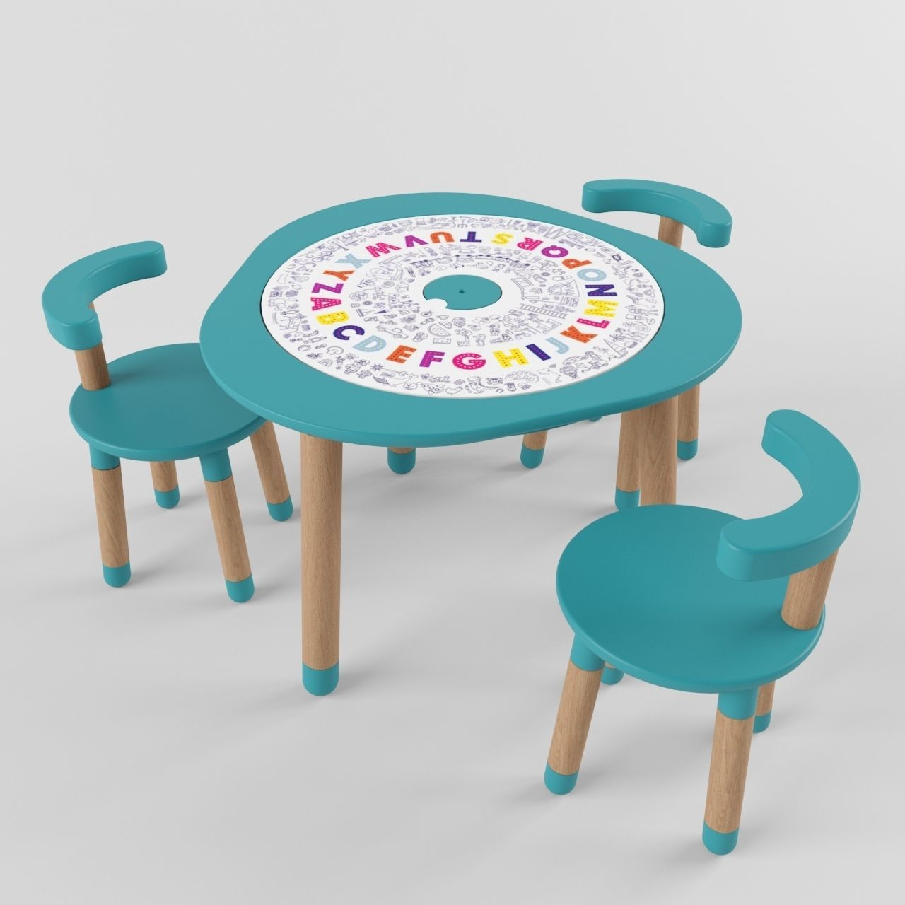 Play table - MUtable