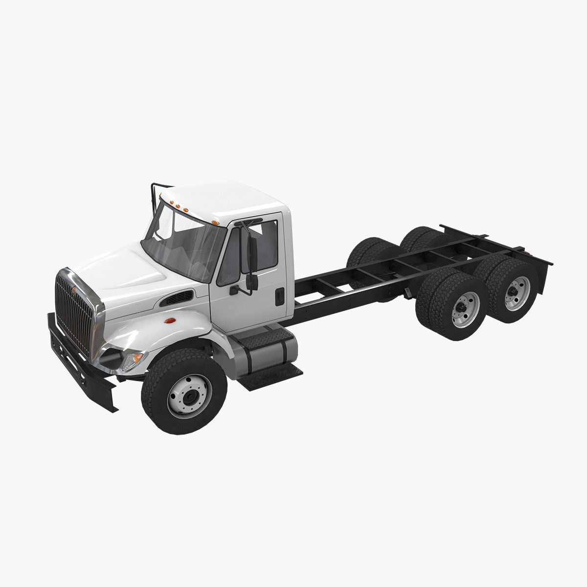International 7400 Chassis