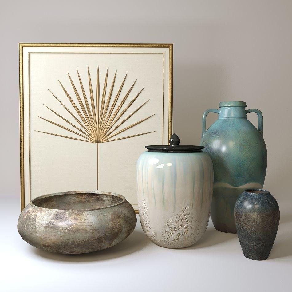 JOHN-RICHARD decorative set