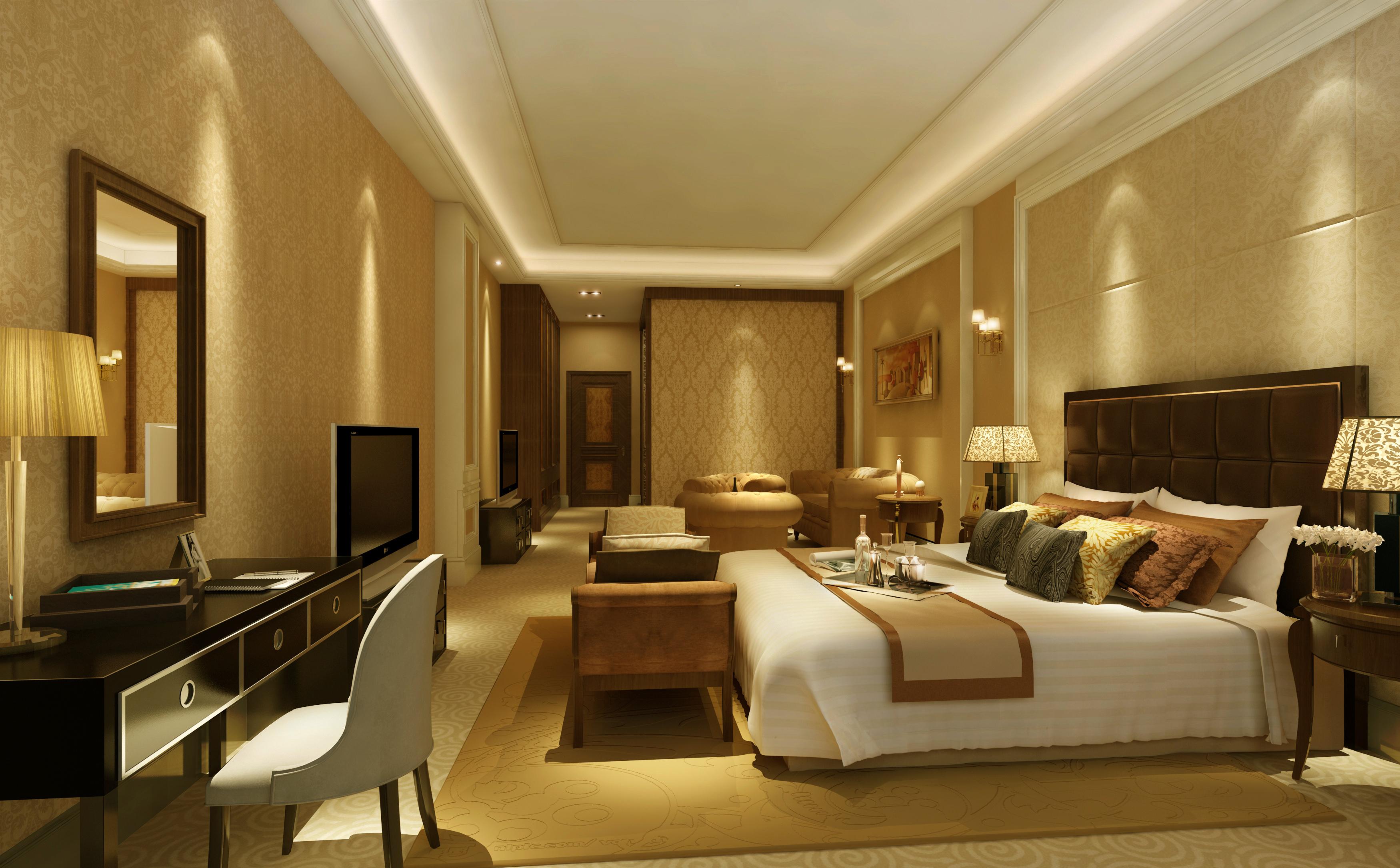 Luxury bedroom 3d model max 1Luxury bedroom 3D model MAX. Luxury Bedroom. Home Design Ideas