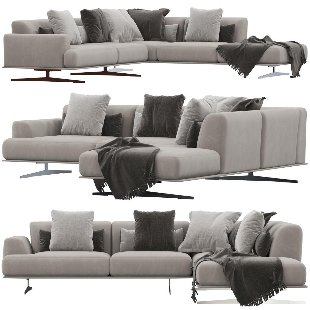 Max Divani ALBACHIARA sofa