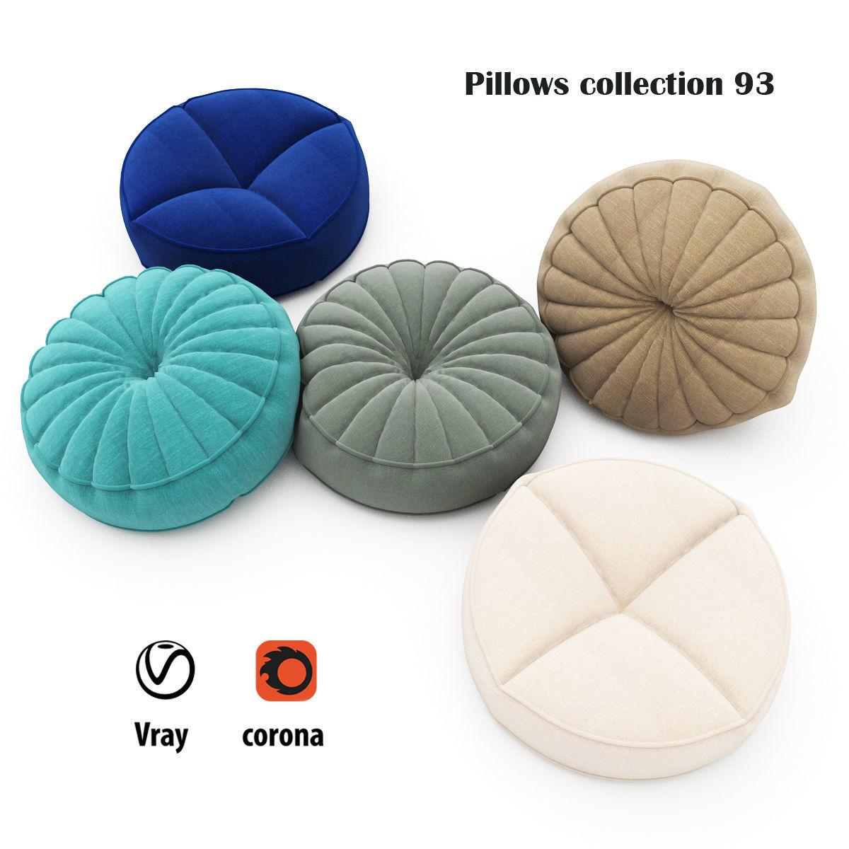 Pillows collection 93