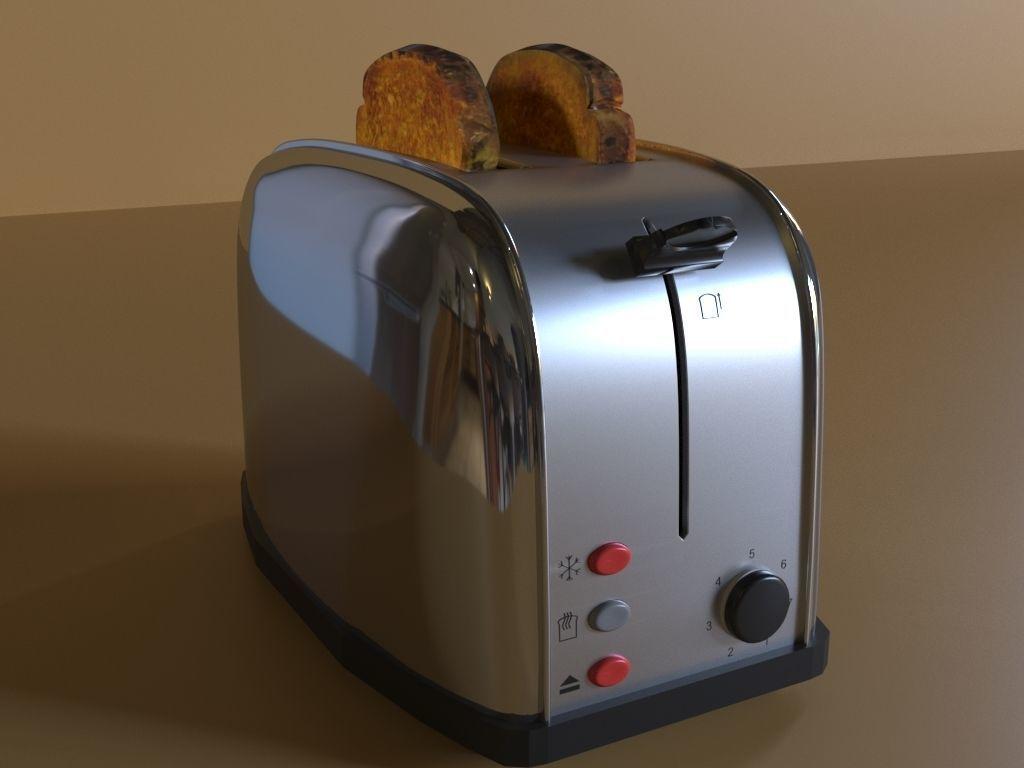 Toaster KT-2014