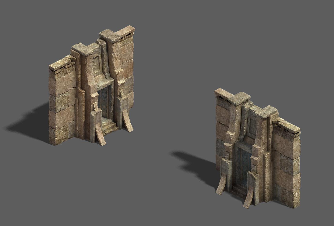 Desert - earth gate