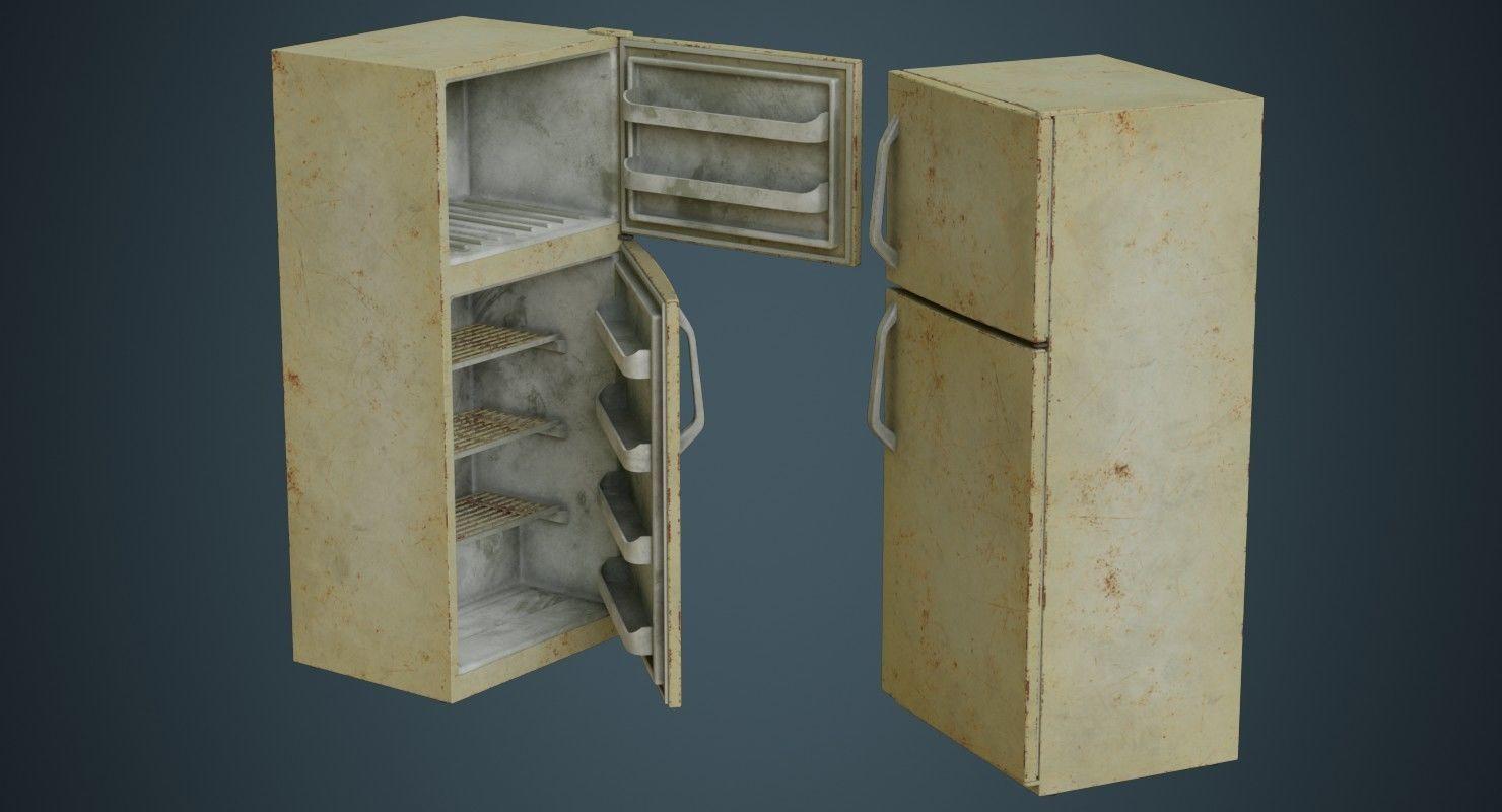 Refrigerator 4B