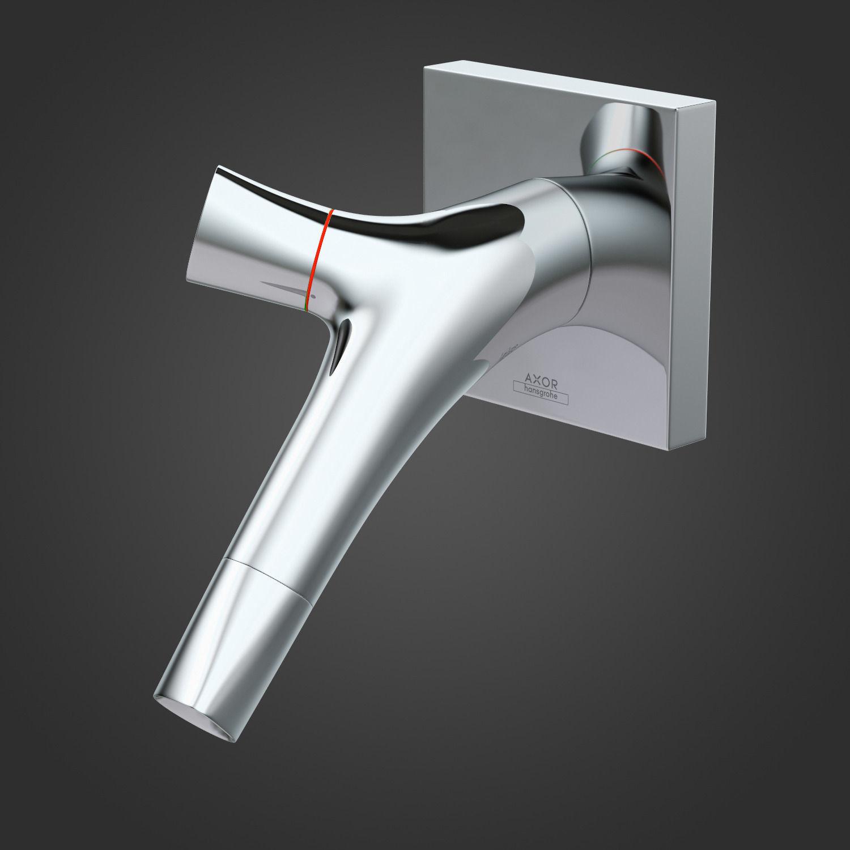 Hansgrohe Axor Starck Organic 3D | CGTrader