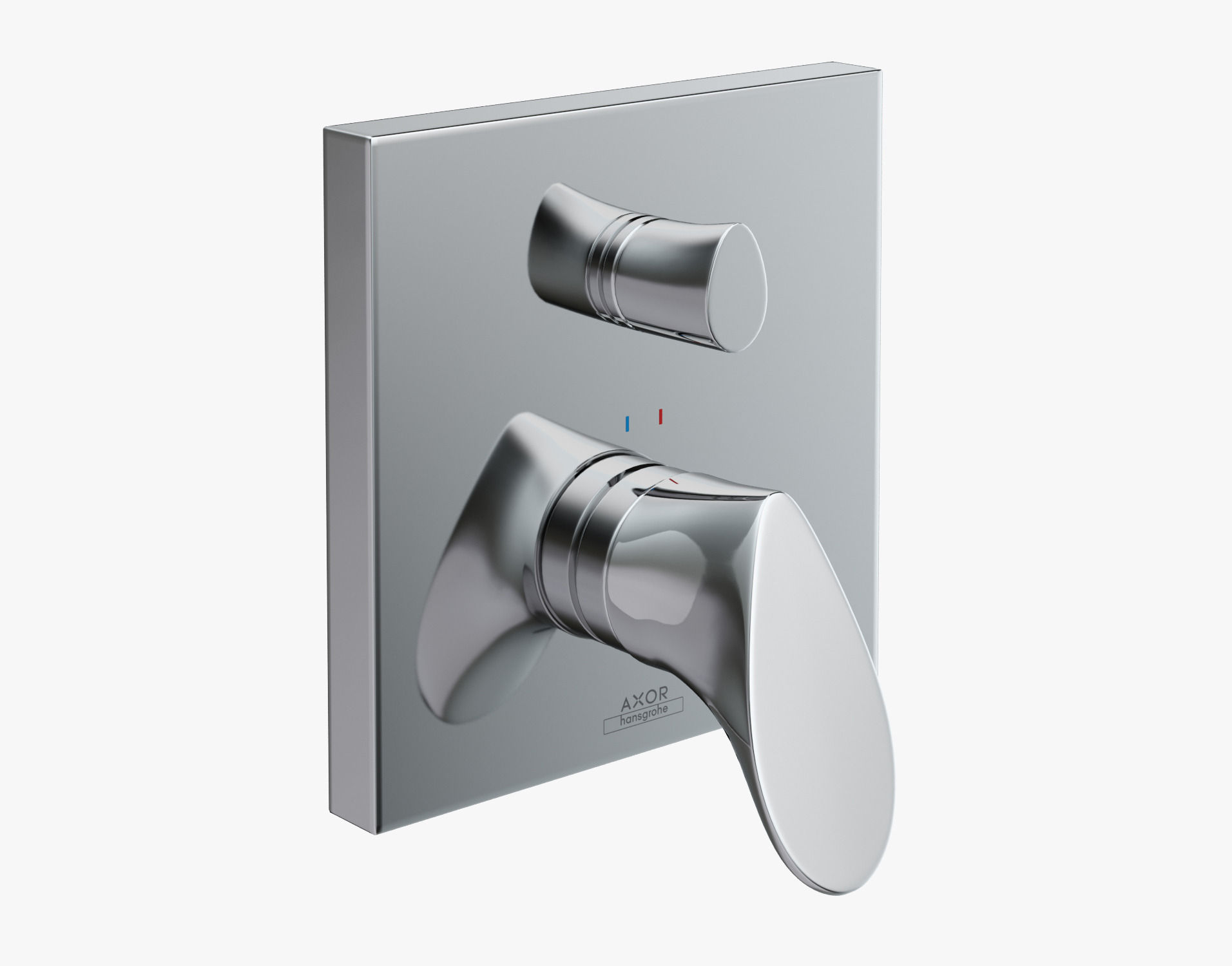 Modern Hansgrohe Pharo Vignette - Bathroom and Shower Ideas ...