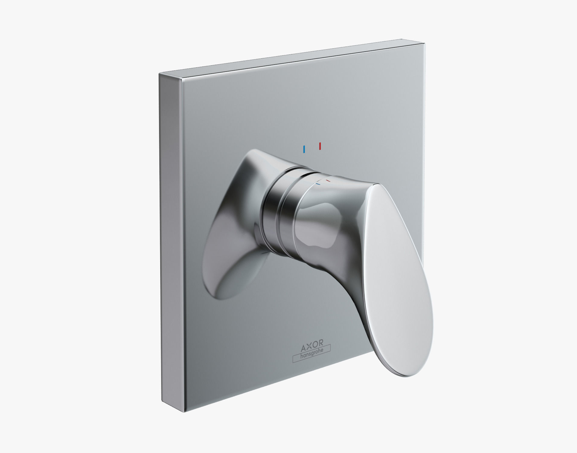 architectural Hansgrohe Axor Starck Organic 3D model