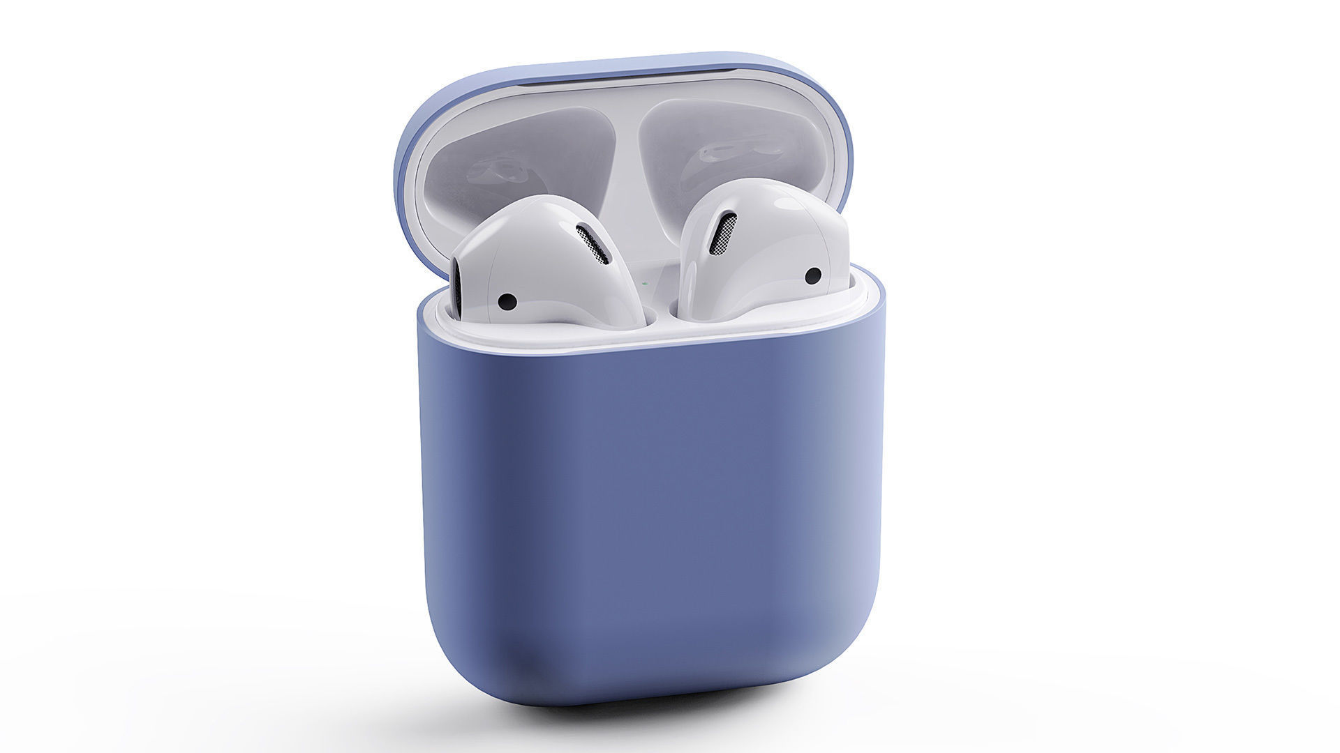 Apple Airpods Case 3d Model Cgtrader