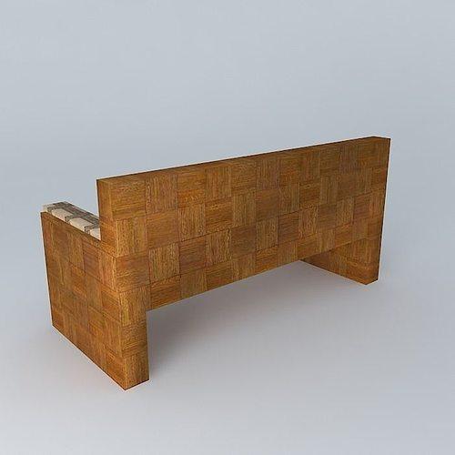 Office Reception Sofa Model