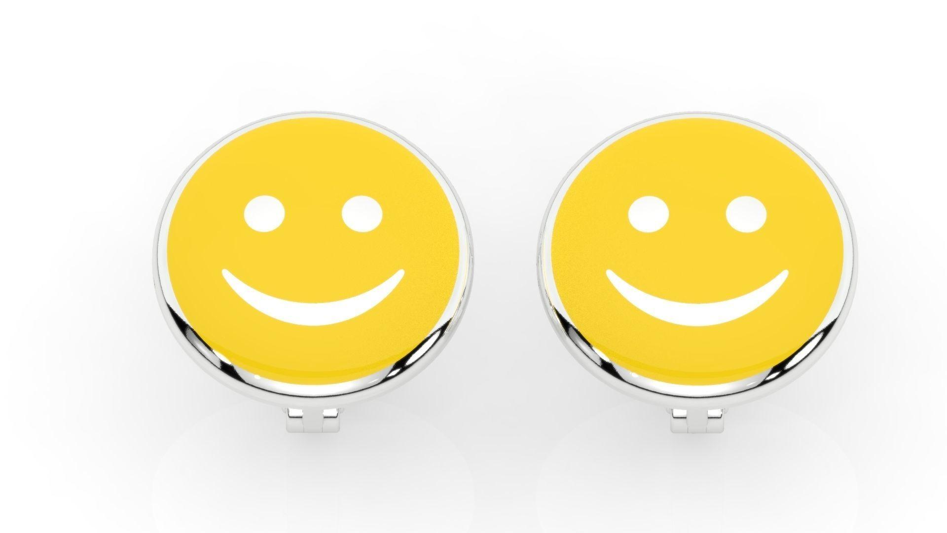 childrens earrings smile