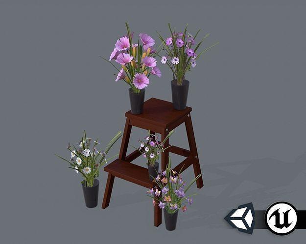 Nature Assets - Flower Decorations