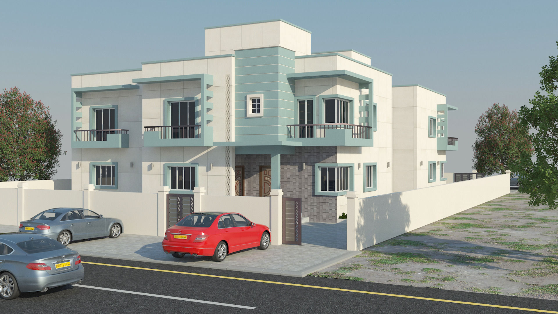 Modelling house 3ds max