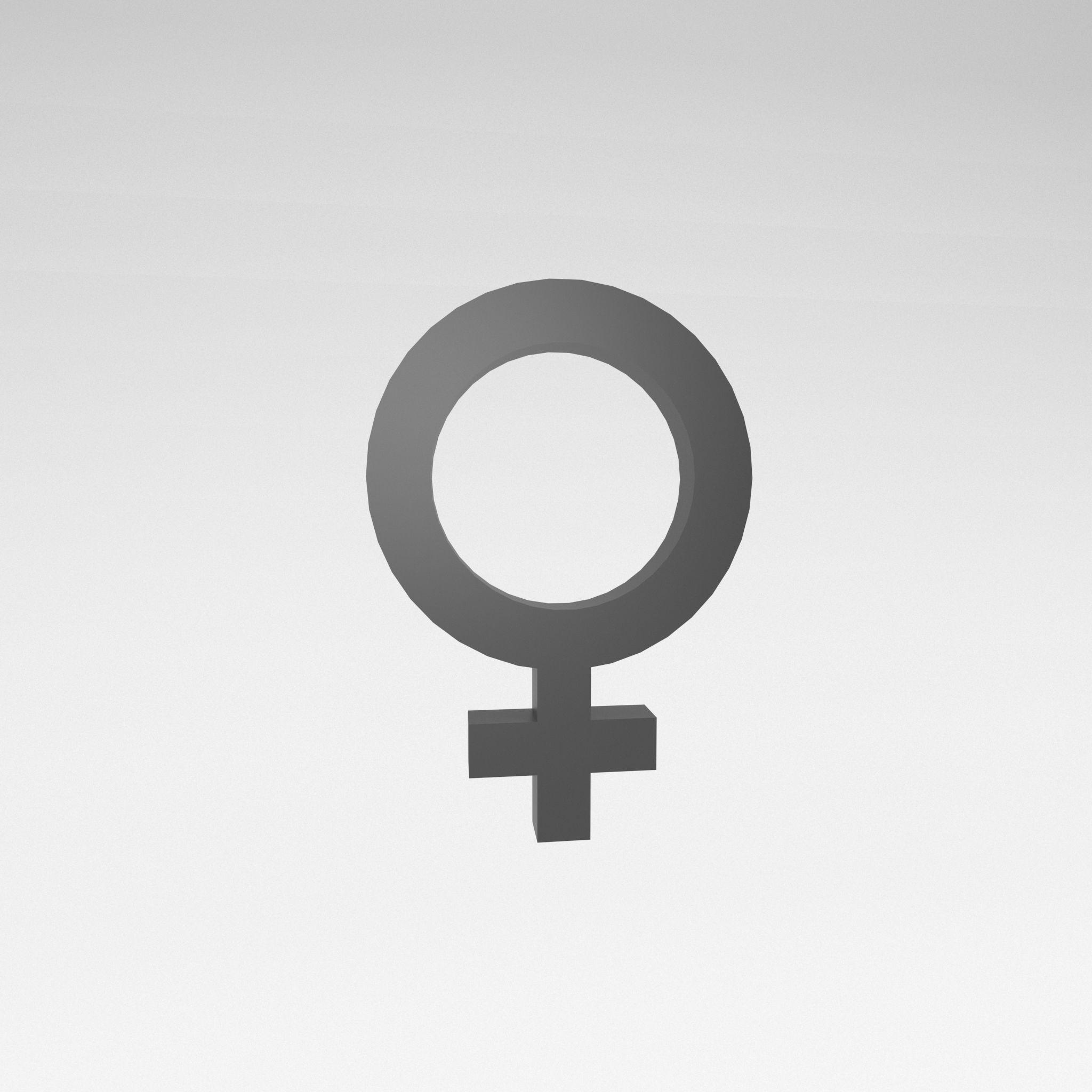 Gender Symbol v1 001