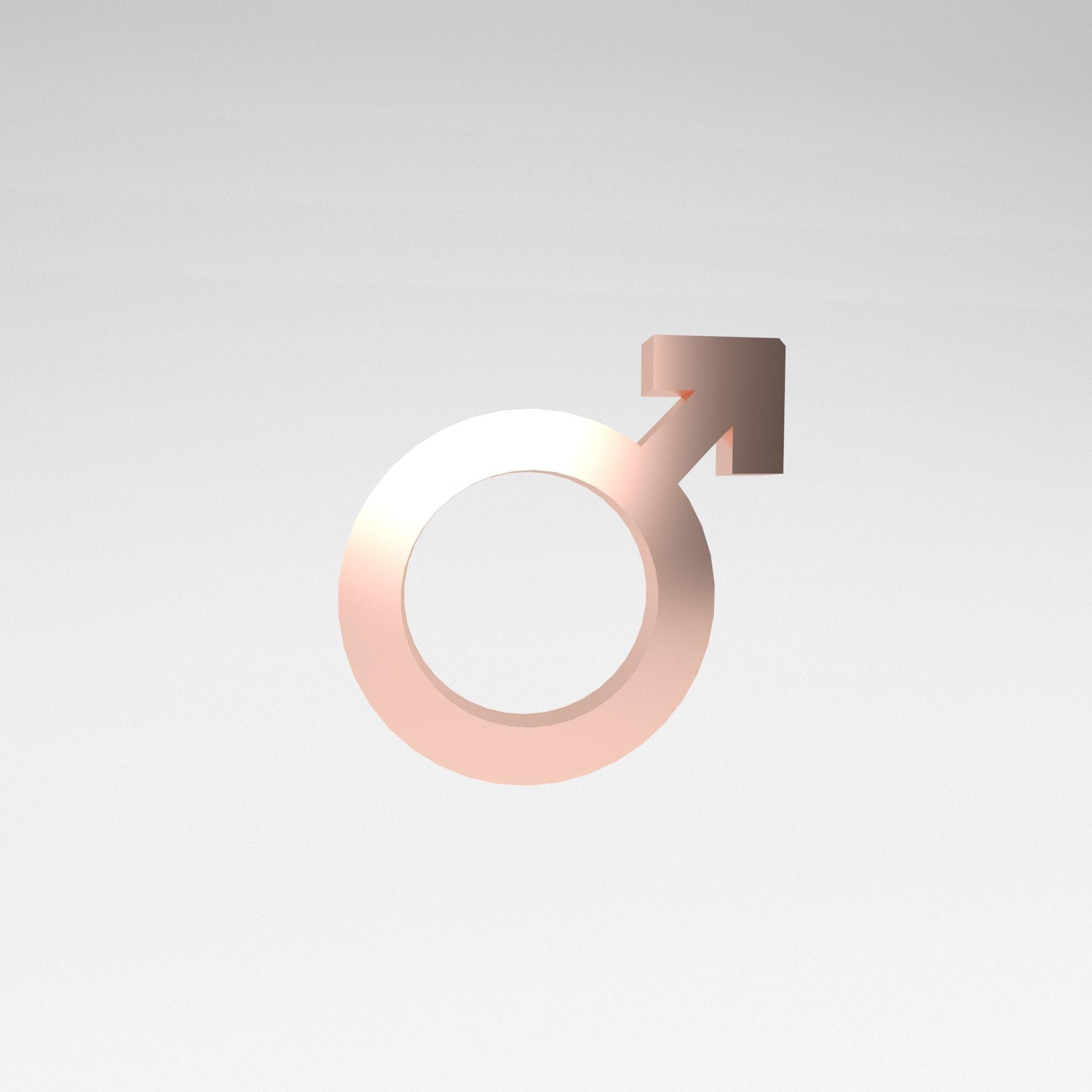 Gender Symbol v2 007