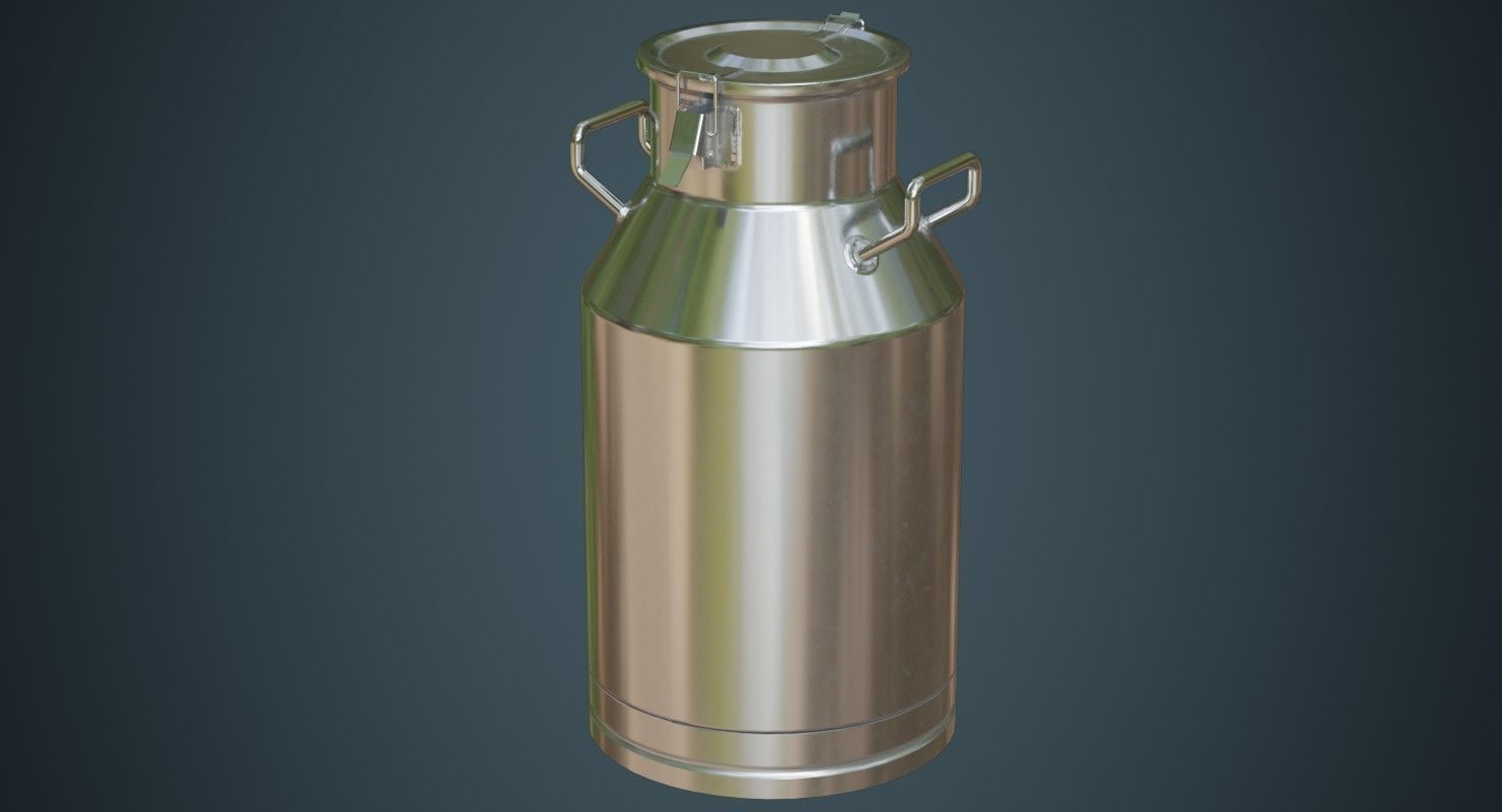 Milk Can 1A