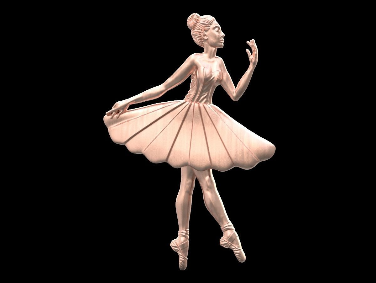 Ballerina ballet dancer