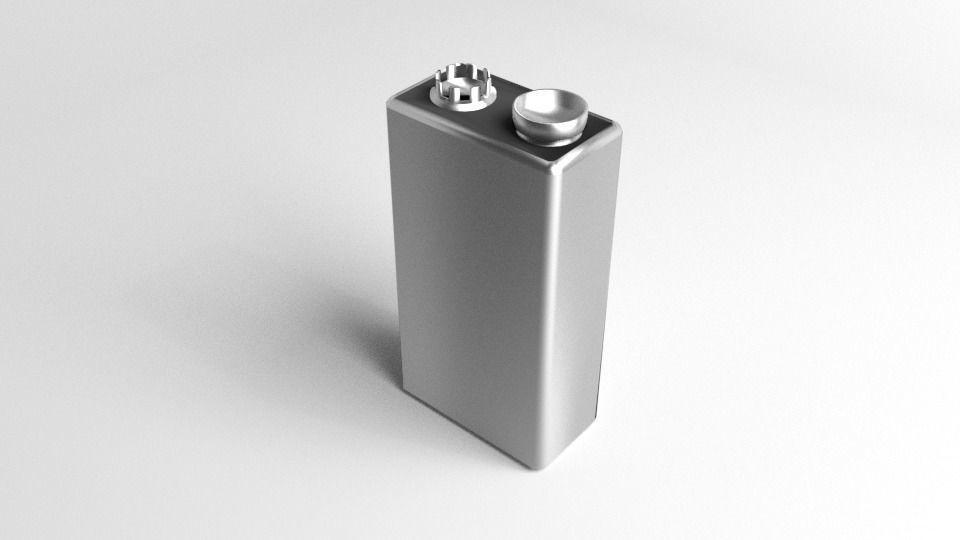 Battery 9V Cell