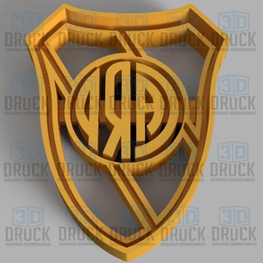 River Plate Football Club Cookie Cutter