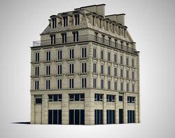 Paris House 3D model