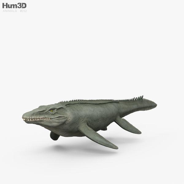 Mosasaurus HD