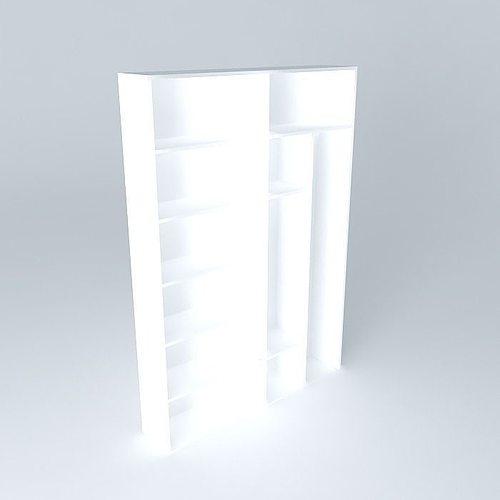 3d p036 wardrobe bathroom cgtrader for 3d wardrobe planner