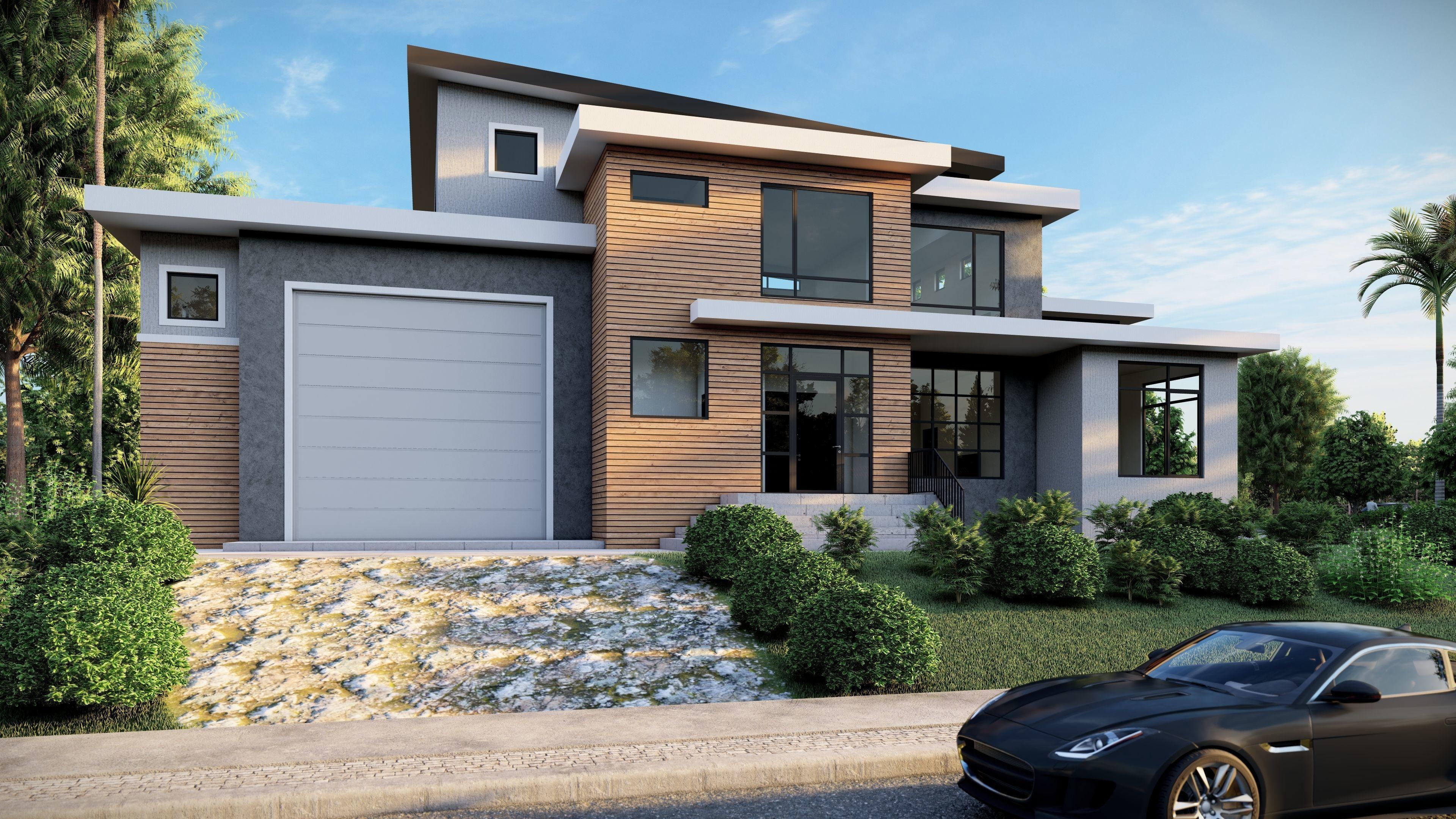 Modern House - BIG-GR