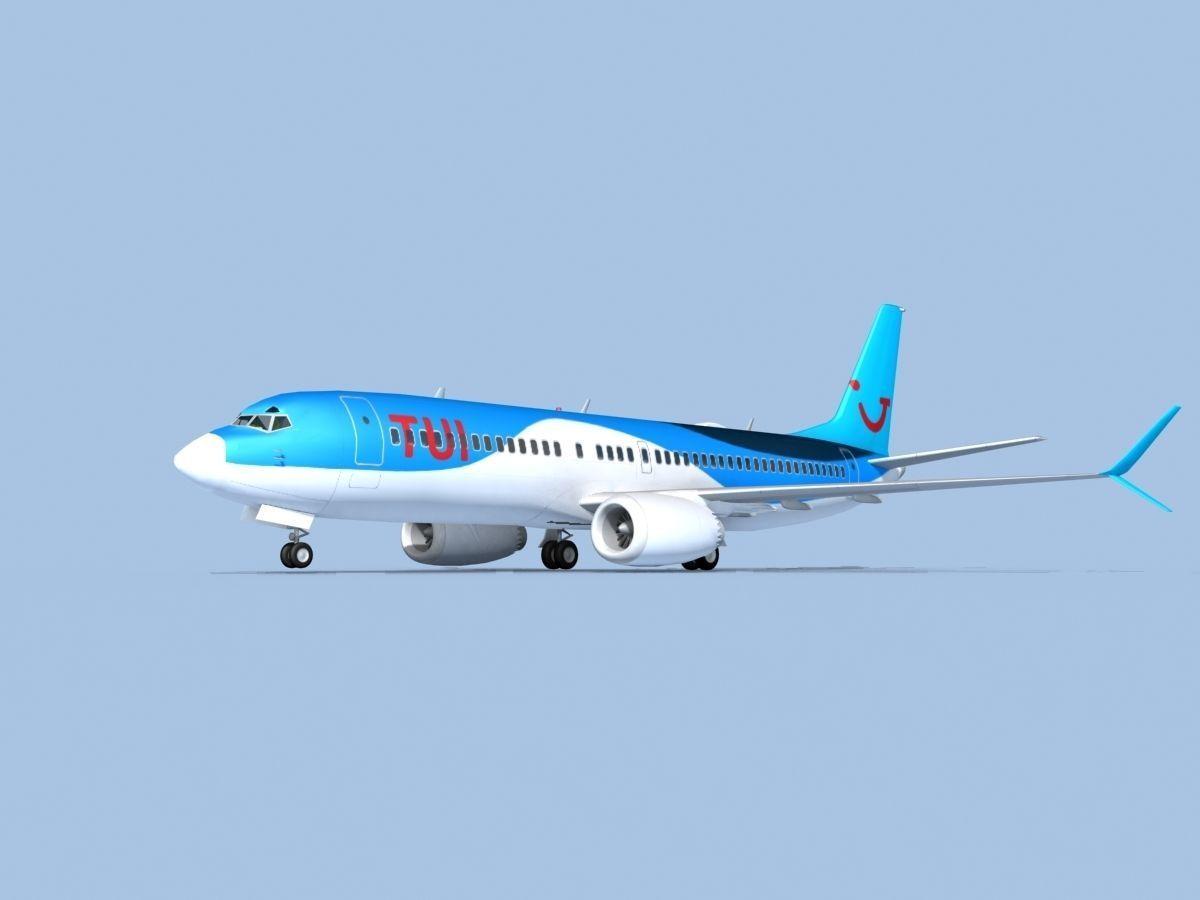 Boeing 737-800 Max TUI fly Deutschland