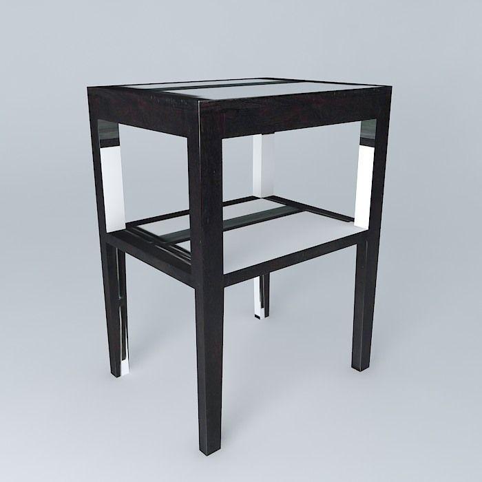 GOA nightstand houses the world Ref 491 20079 Price  79