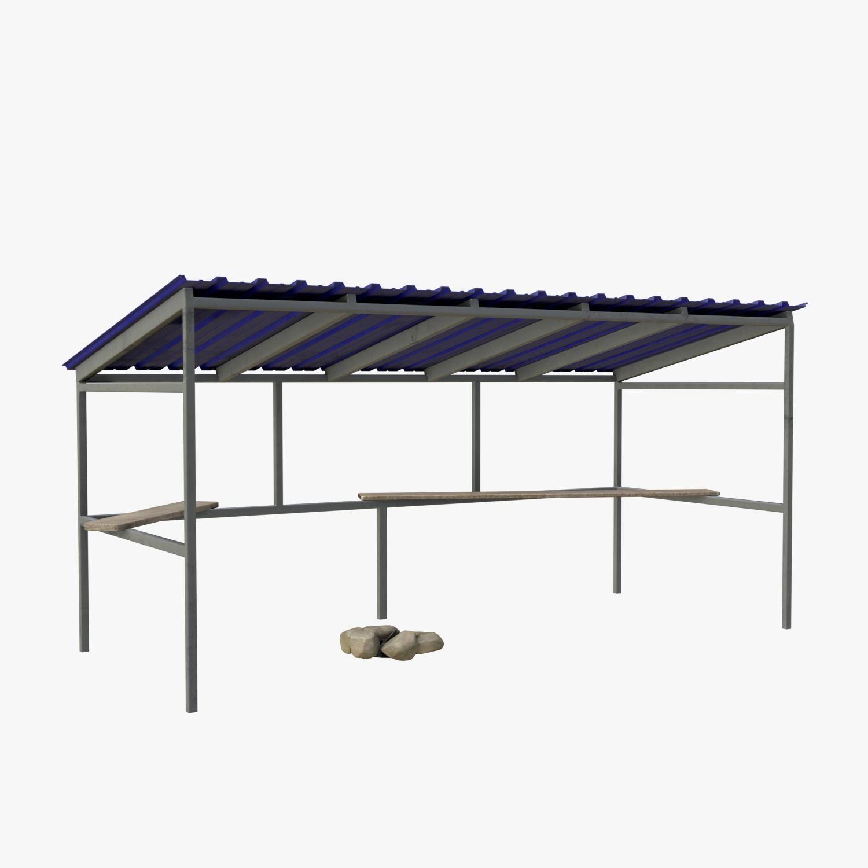 Metal Shelter