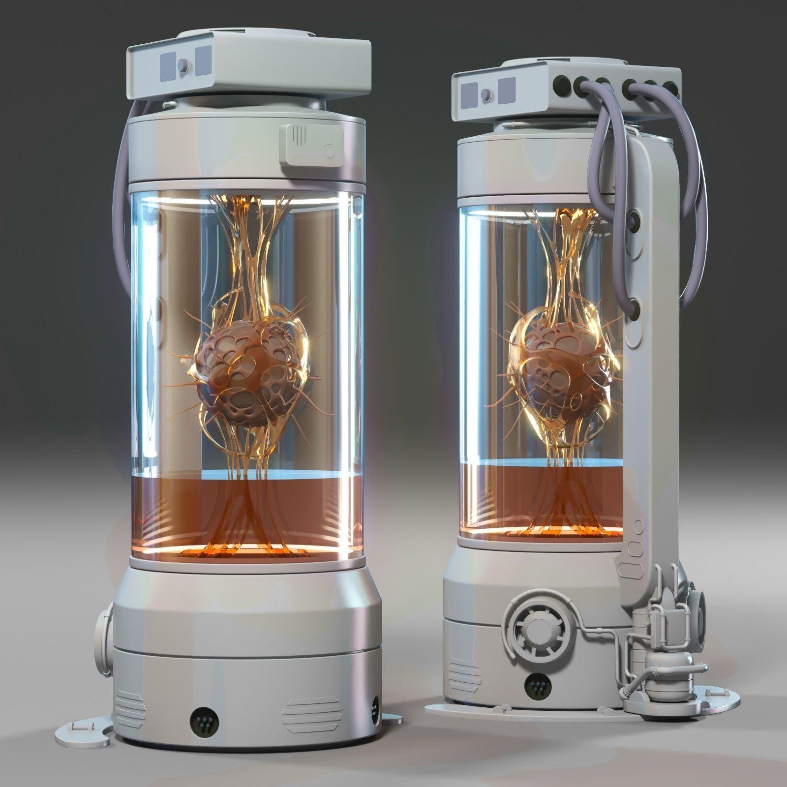 capsule laboratory