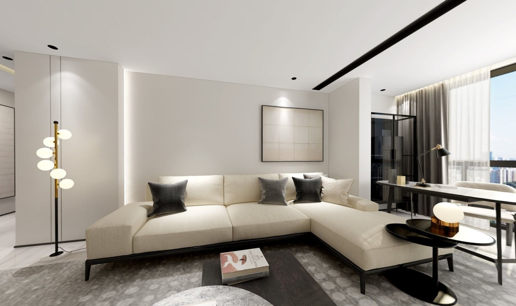 Interior Design Living Room And Dining