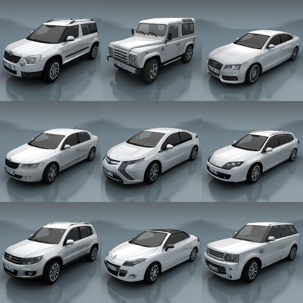 10 - City cars models E